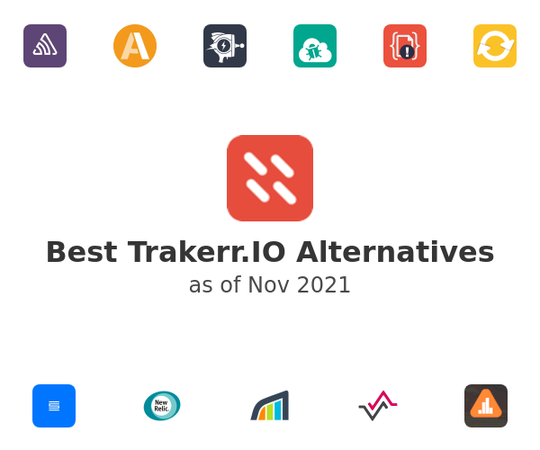 Best Trakerr.IO Alternatives