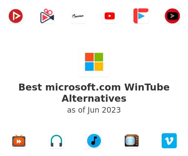 Best WinTube Alternatives