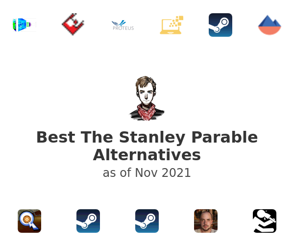 Best The Stanley Parable Alternatives
