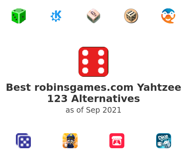 Best Yahtzee 123 Alternatives