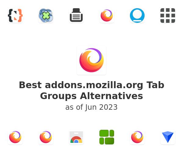 Best Tab Groups Alternatives
