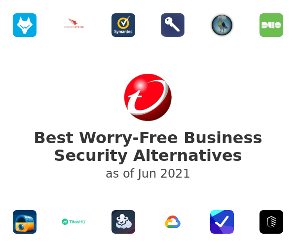 Best Worry-Free Business Security Alternatives