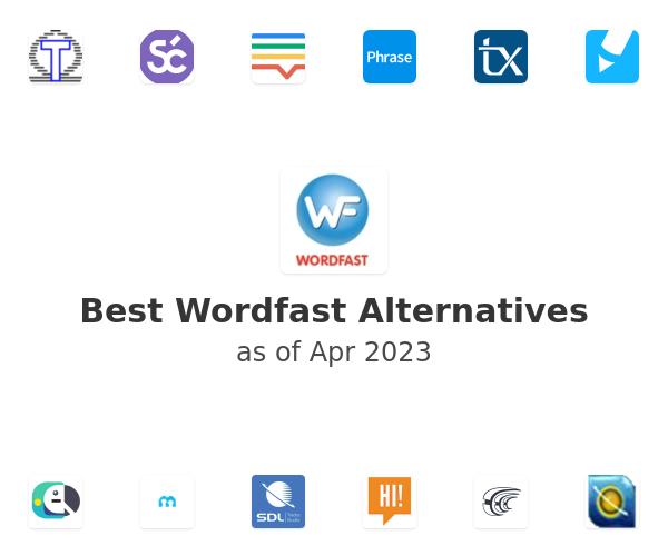 Best Wordfast Alternatives