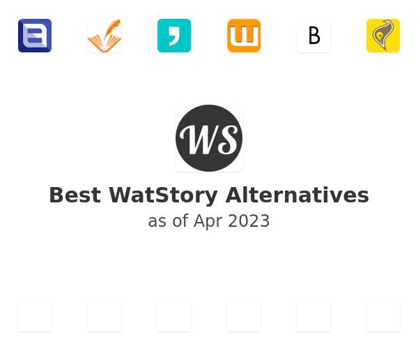Best WatStory Alternatives