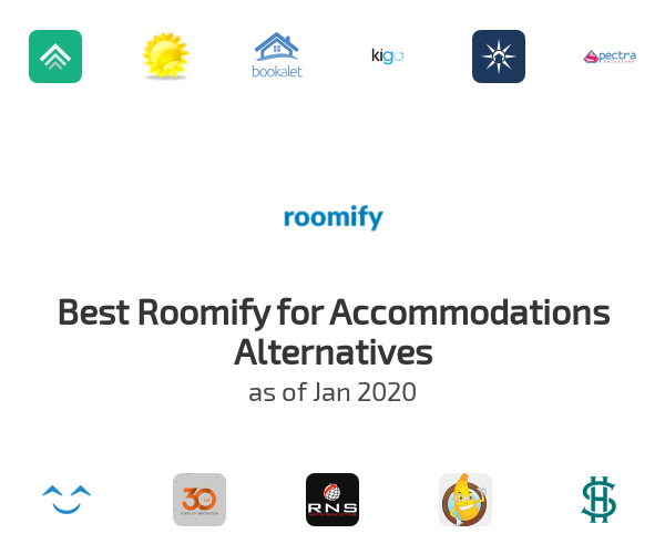 Best Roomify for Accommodations Alternatives
