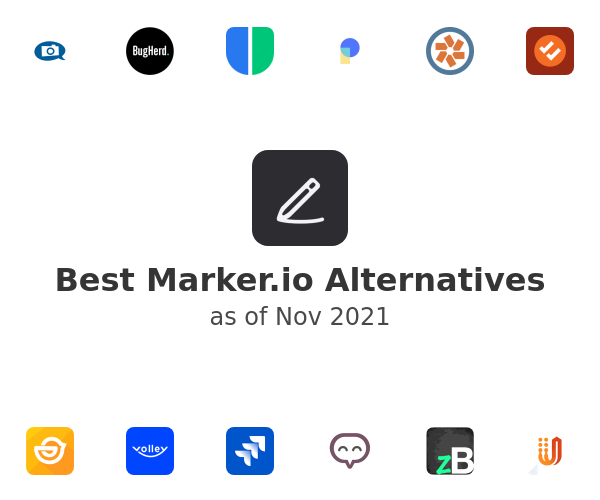 Best Marker.io Alternatives