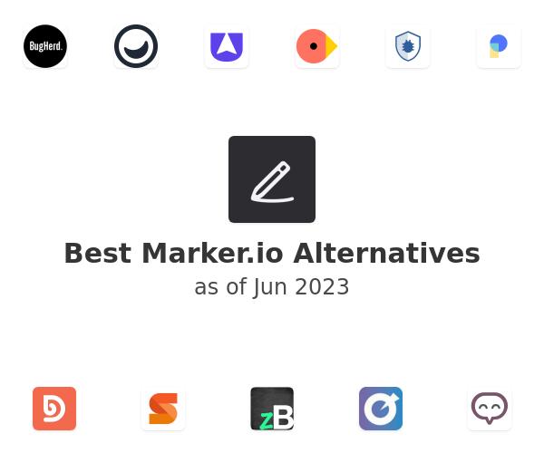 Best Marker.io Alternatives