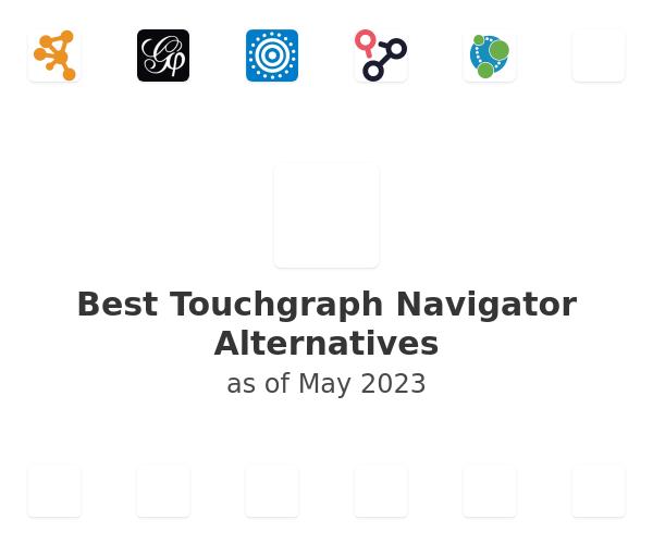 Best Touchgraph Navigator Alternatives