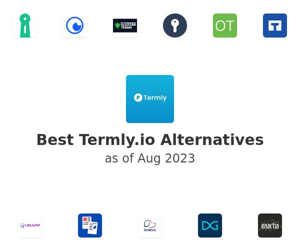 Best Termly.io Alternatives