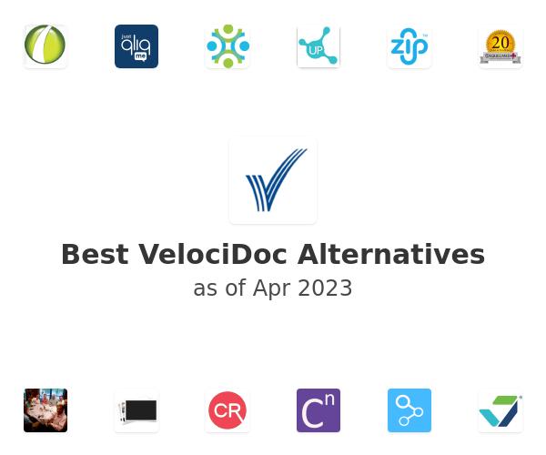 Best VelociDoc Alternatives