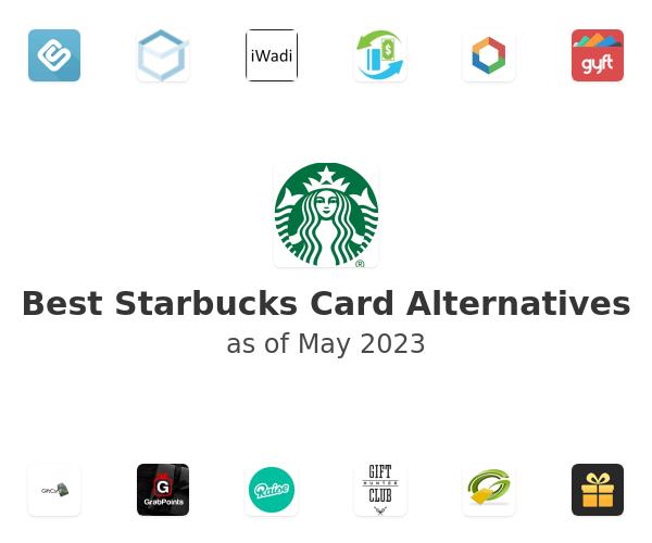 Best Starbucks Card Alternatives