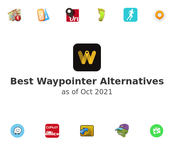 Best Waypointer Alternatives