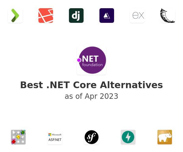 Best .NET Core Alternatives
