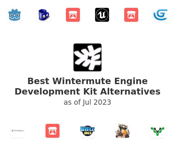 Best Wintermute Engine Development Kit Alternatives