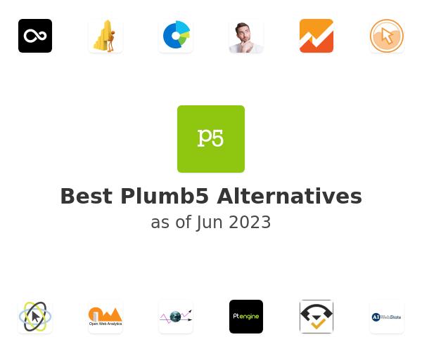 Best Plumb5 Alternatives