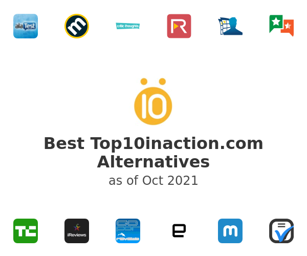 Best Top10inaction.com Alternatives