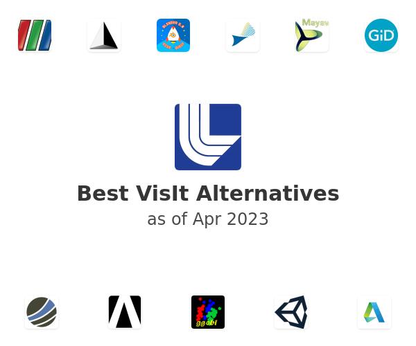 Best VisIt Alternatives