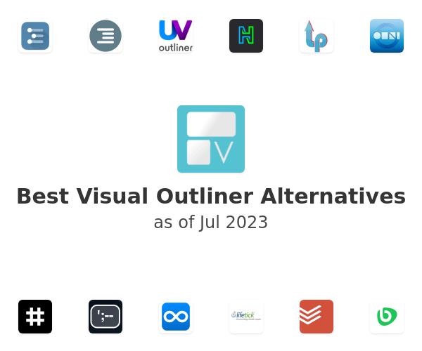 Best Visual Outliner Alternatives