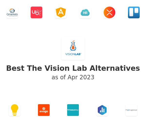 Best The Vision Lab Alternatives