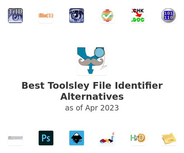 Best Toolsley File Identifier Alternatives
