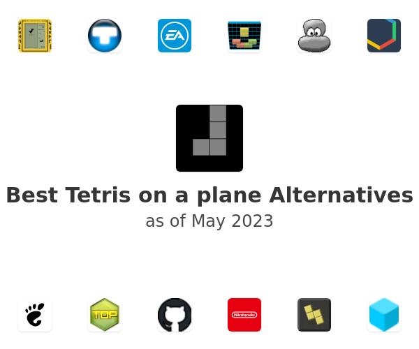 Best Tetris on a plane Alternatives