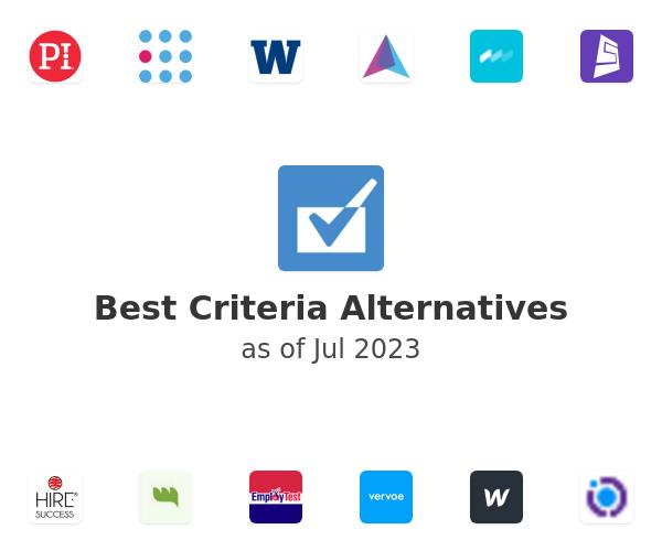 Best Criteria Alternatives