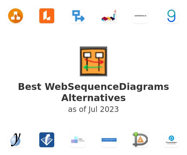 Best WebSequenceDiagrams Alternatives