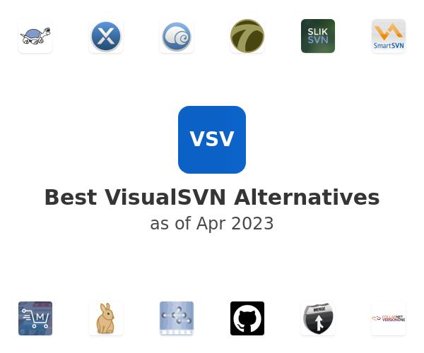 Best VisualSVN Alternatives
