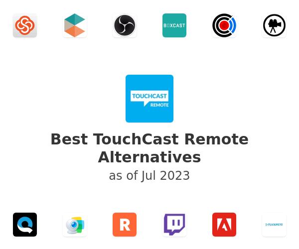 Best TouchCast Remote Alternatives