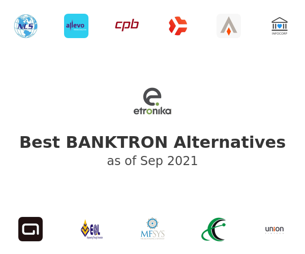Best BANKTRON Alternatives
