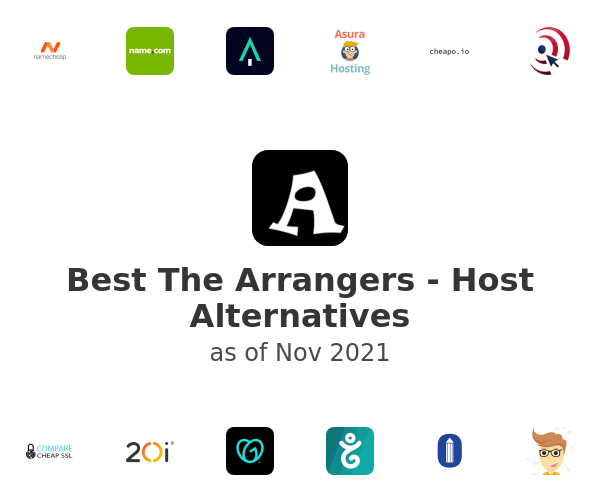 Best The Arrangers - Host Alternatives