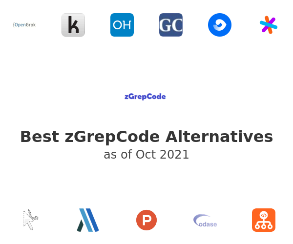 Best zGrepCode Alternatives