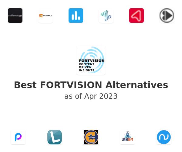 Best FORTVISION Alternatives