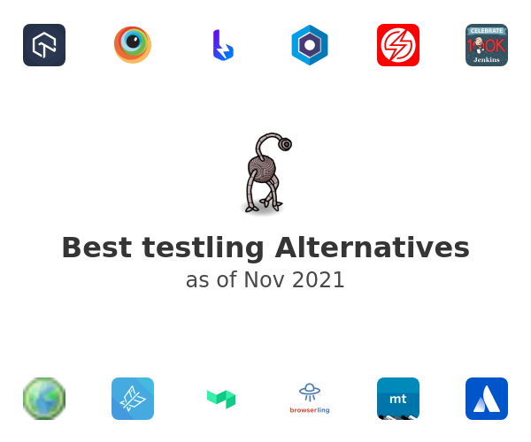 Best testling Alternatives