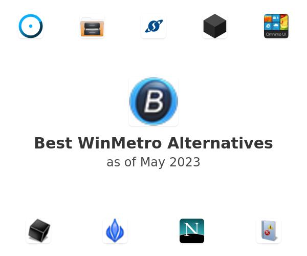 Best WinMetro Alternatives