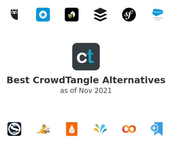 Best CrowdTangle Alternatives