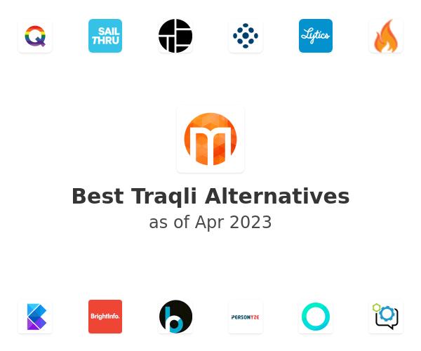 Best Traqli Alternatives