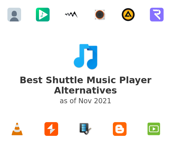Best Shuttle Music Player Alternatives