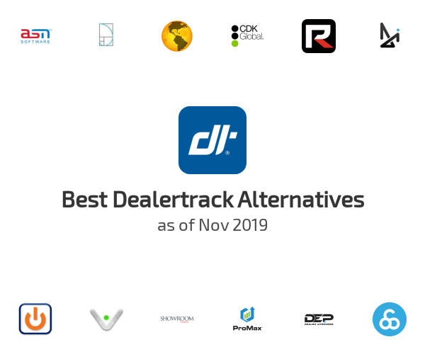 Best Dealertrack Alternatives