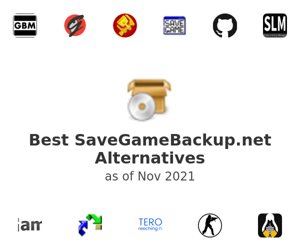 Best SaveGameBackup.net Alternatives