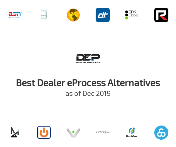 Best Dealer eProcess Alternatives