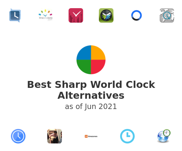 Best Sharp World Clock Alternatives