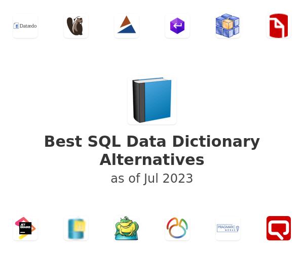 Best SQL Data Dictionary Alternatives
