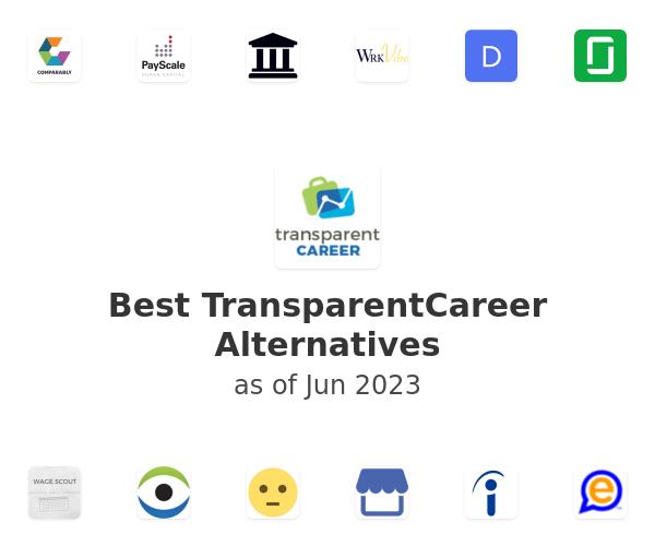 Best TransparentCareer Alternatives