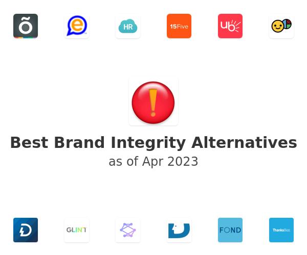 Best Brand Integrity Alternatives