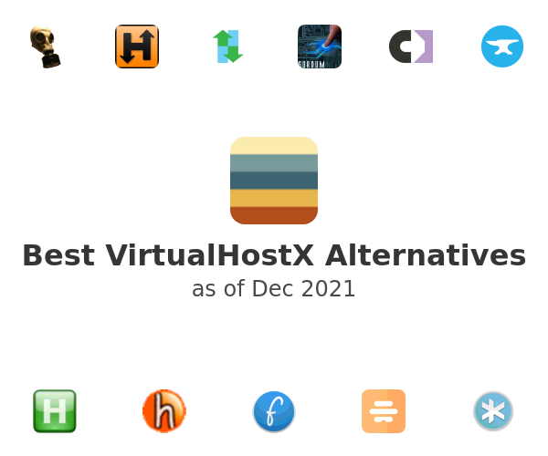 Best VirtualHostX Alternatives