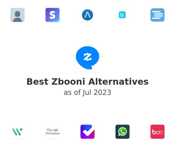 Best Zbooni Alternatives