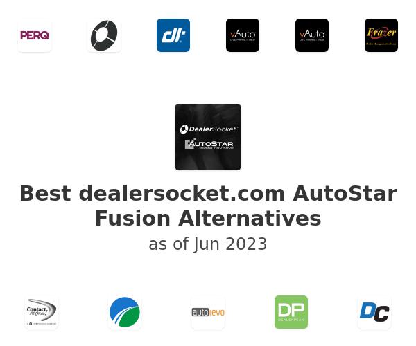 Best dealersocket.com AutoStar Fusion Alternatives
