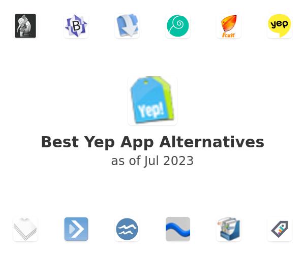 Best Yep Alternatives
