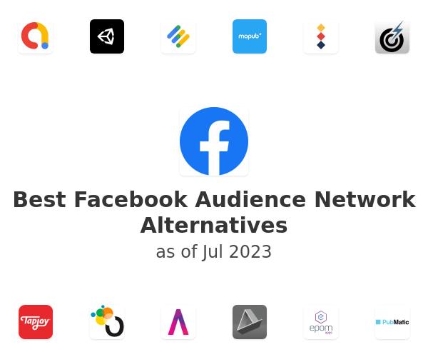 Best Facebook Audience Network Alternatives